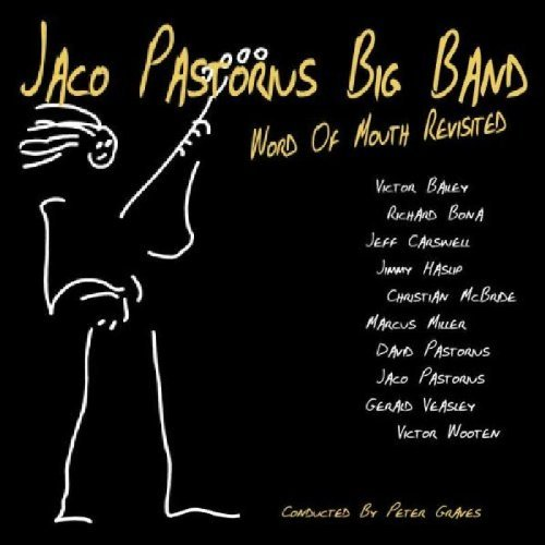 Jaco Big Band Pastorius Word Of Mouth Revisited Enhanced CD