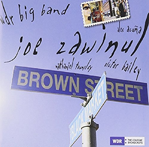 Joe Zawinul Brown Street 2 CD