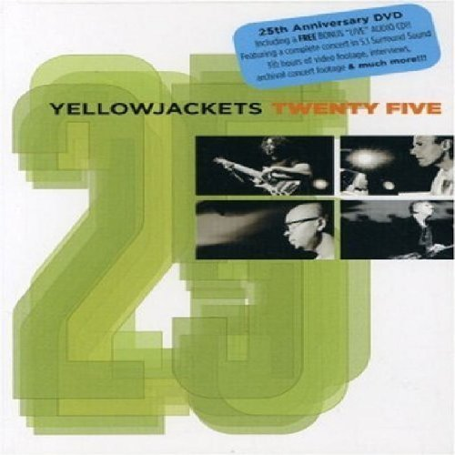 Yellowjackets Twenty Five 2 CD