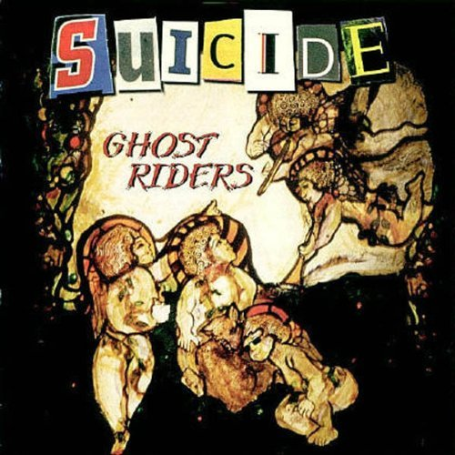 Suicide Ghost Riders Remastered