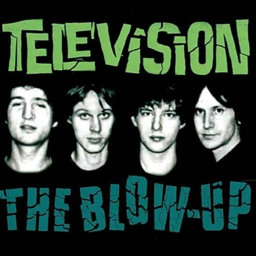 Television Blow Up Lmtd Ed. 2 CD Set