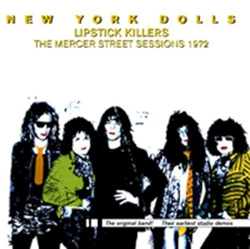 New York Dolls Lipstick Killers