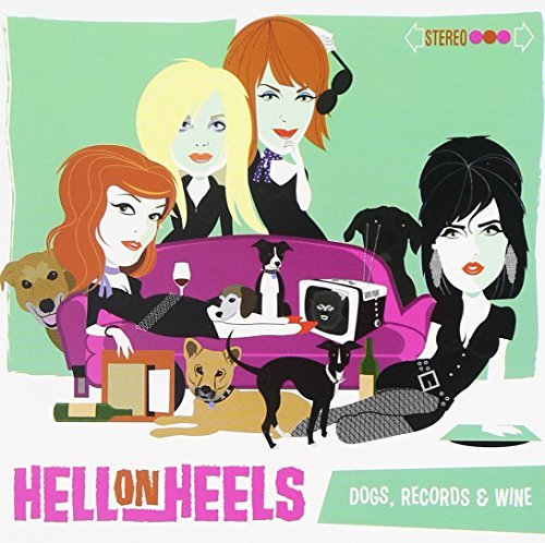 Hell On Heels Dogs Records & Wine