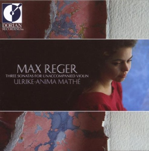 M. Reger Max Reger Three Sonatas For U Mathe*ulrike Anima