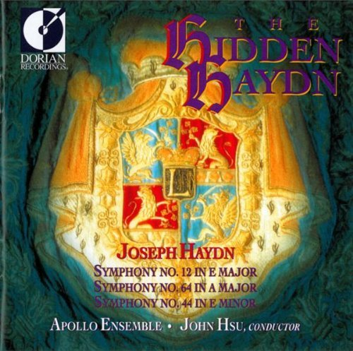 J. Haydn Hidden Haydn Hsu Apollo Ens