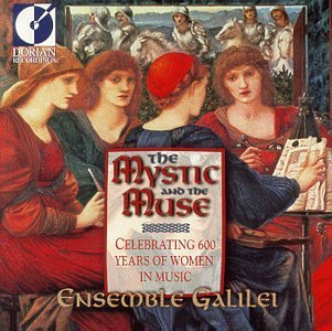 Ensemble Galilei Mystic & The Muse Ens Galilei