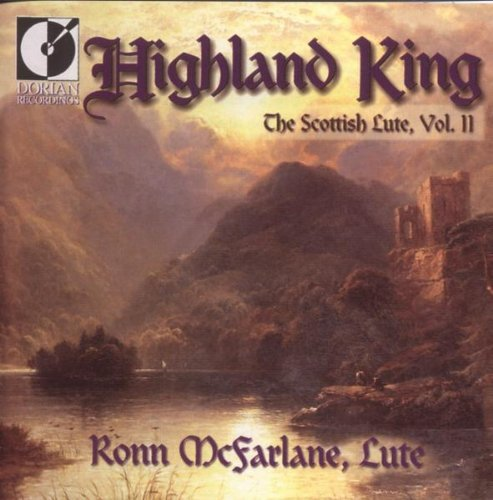 Ronn Mcfarlane Scottish Lute Vol. Ii Mcfarlane (lt)