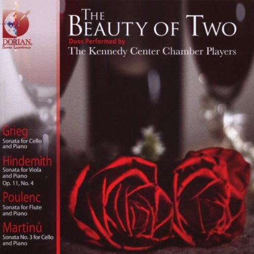 Kennedy Center Chamber Players Beauty Of Two