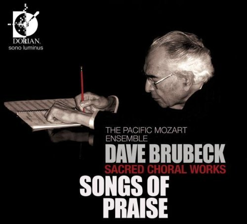 D. Brubeck Sacred Choral Works Songs Of Pacific Mozart Ensemble Morrow