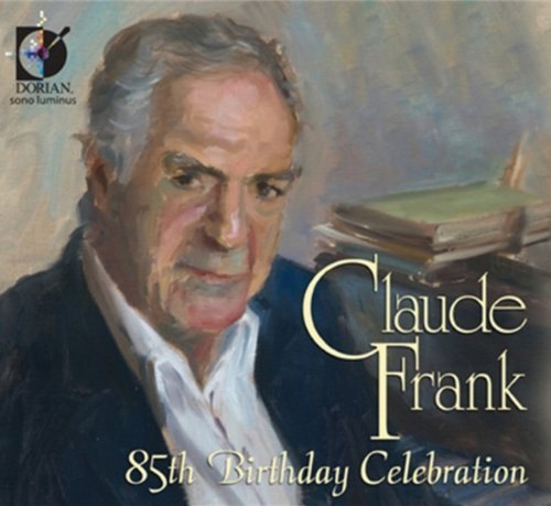 Claude Frank 85th Brithday Celbration Frank