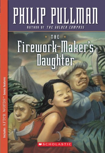 Philip Pullman The Firework Maker's Daughter