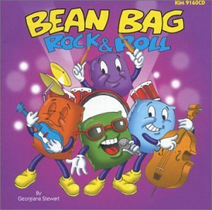 Kimbo Educational Bean Bag Rock & Roll Kimbo Educational