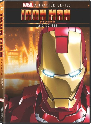 Iron Man New Animated Series Complete Series Aws Nr 2 DVD