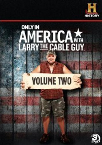 Only In America With Larry The Only In America With Larry The Vol. 2 Nr 3 DVD