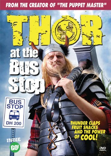 Thor At The Bus Stop Berry Shupe Applegate Nr