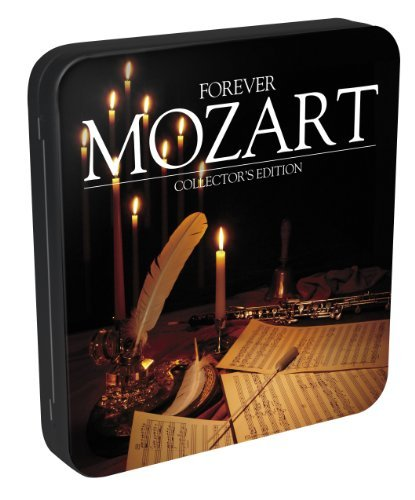 Wolfgang Amadeus Mozart Forever Mozart Collector's