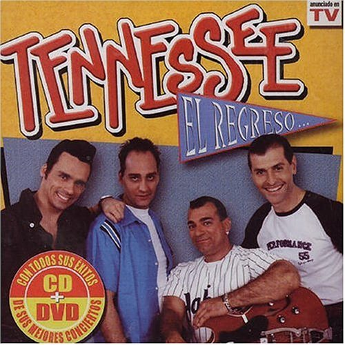 Tennessee El Regreso Import Esp Incl. Bonus DVD