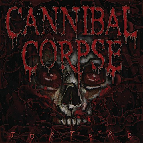 Cannibal Corpse Torture Digipak