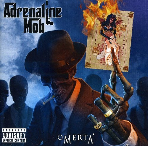 Adrenaline Mob Omerta Explicit Version
