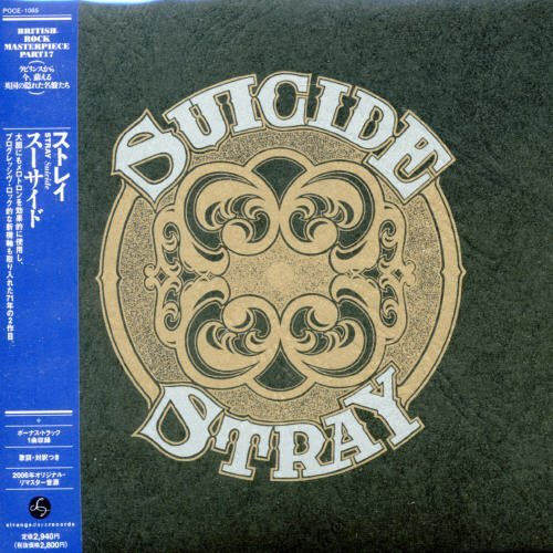 Stray Suicide Import Jpn Incl. Bonus Track Remastered