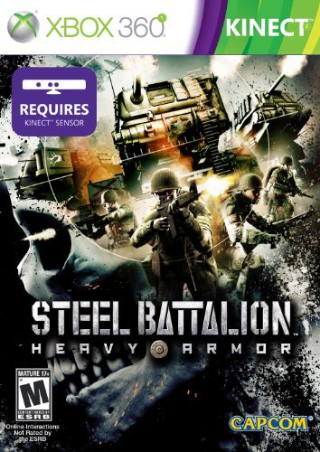 X360 Kinect Steel Battalion Heavy Armor M
