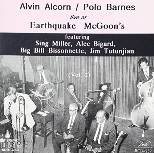 Alcorn Barnes Vol. 2 Live At Earthquake Mcgo