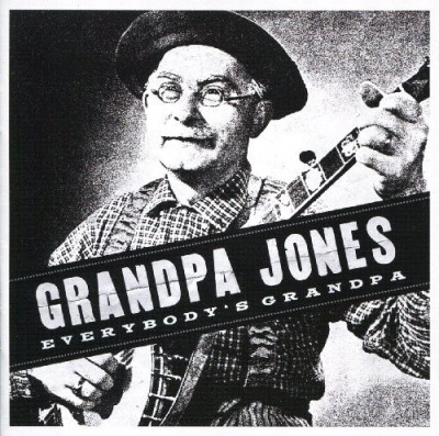 Grandpa Jones Everybodys Grandpa Sings Hits