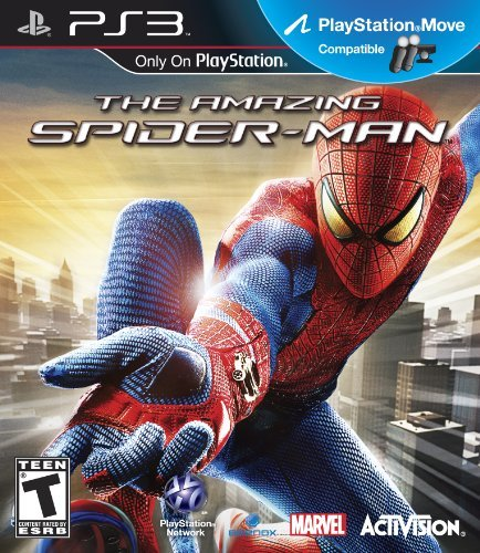 Ps3 Amazing Spider Man Activision Inc. T