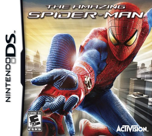 Nintendo Ds Amazing Spider Man Activision Inc. E10+