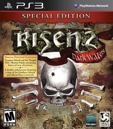 Ps3 Risen 2 Dark Waters Special Edition