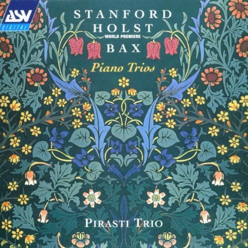 Holst Stanford Trio Pno Short Trio Pno 2 + Pirasti Trio