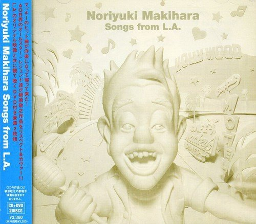 Noriyuki Makihara Song From L. Noriyuki Makihara Song From L. Import Jpn Incl. Bonus DVD