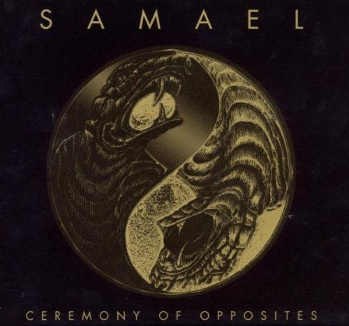 Samael Ceremony Of Opposites + Rebell Import Eu