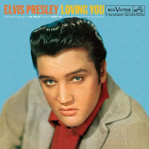 Elvis Presley Loving You 180gm Vinyl