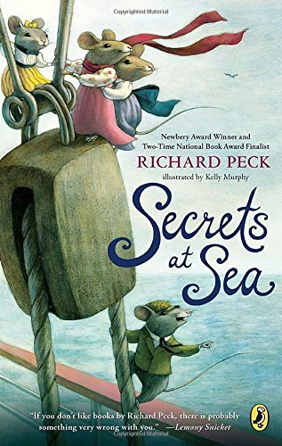 Richard Peck Secrets At Sea