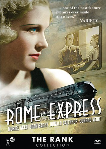 Rome Express Aked Barry Calthrop Nr