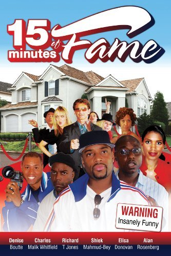 15 Minutes Of Fame Whitfield Boutte Jones Donavan Ws Nr
