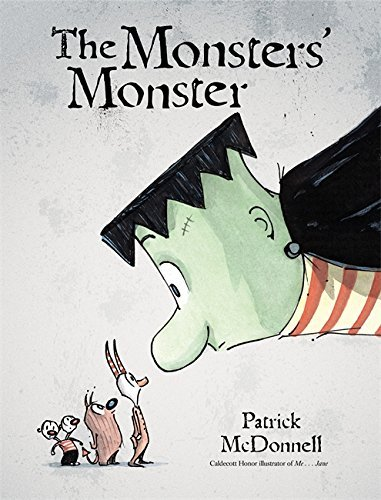 Patrick Mcdonnell The Monsters' Monster