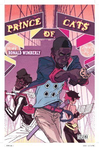 Ron Wimberly Prince Of Cats The