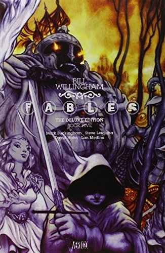 Bill Willingham Fables The Deluxe Edition Book Five