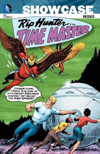 Rowena Yow Rip Hunter... Time Master Volume 1