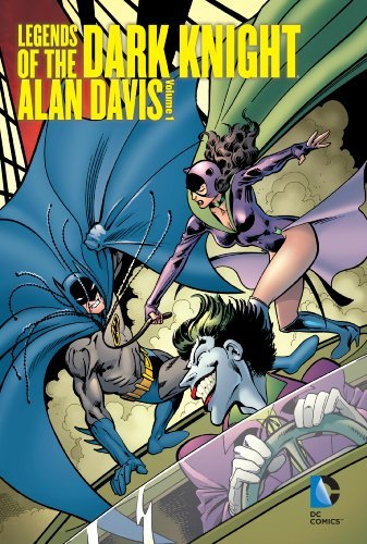 Various Legends Of The Dark Knight Alan Davis