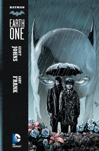 Geoff Johns Earth One