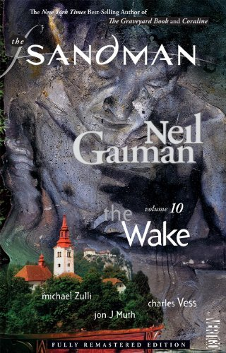 Neil Gaiman Wake