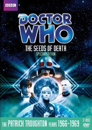Doctor Who Seeds Of Death Special Ed. Nr