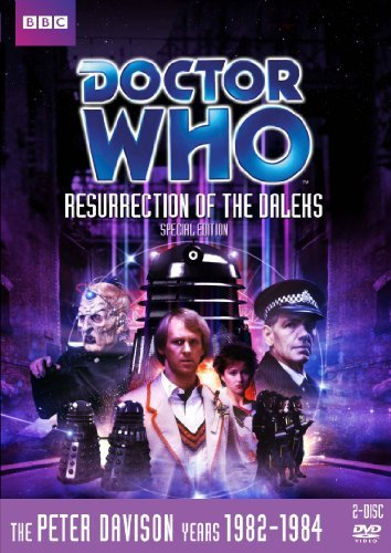 Doctor Who Resurrection Of The Daleks Special Ed. Nr