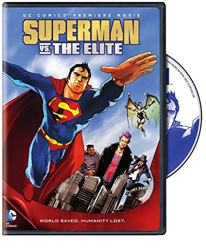 Superman Vs. The Elite Superman Vs. The Elite Ws Nr