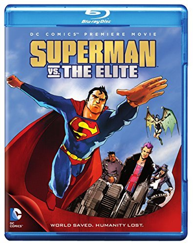 Superman Vs. The Elite Superman Vs. The Elite Blu Ray Ws Nr Incl. DVD Uv Dc