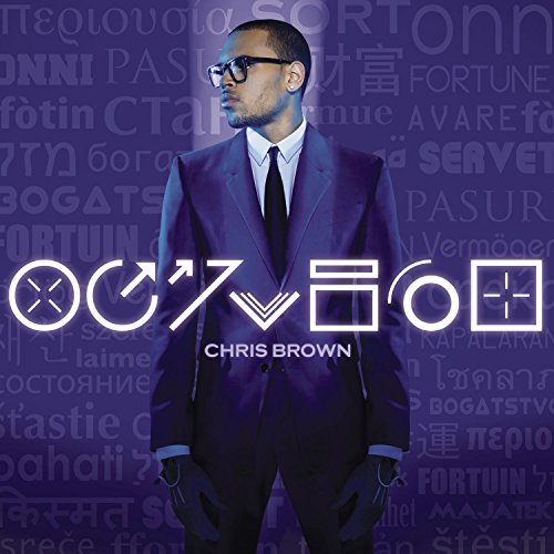 Chris Brown Fortune Explicit Version Deluxe Ed.