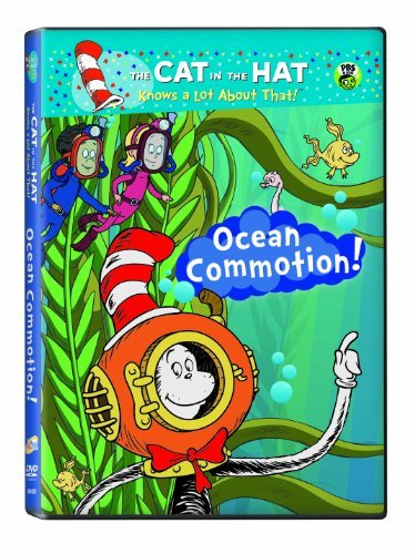 Dr. Seuss Ocean Commotion DVD Nr